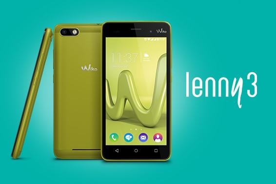 Lenny 3 Dual Sim